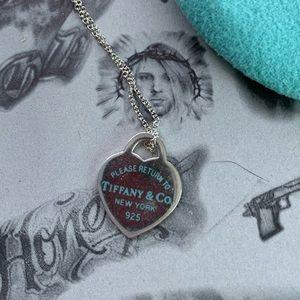 Rare tiffany necklace *Authentic*
